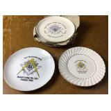 Lot of Lodge Plates
