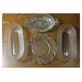 Assortment of Misc Glassware