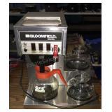 Bloomfield Model 8572 Commercial Coffee Maker
