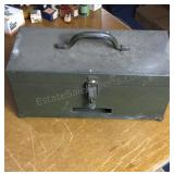 Kennedy Tool Box  ( Hole Cut in Front )