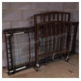 Mechanical Opp Medical Bed Frame