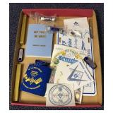 Lot of Masonic Memrobila