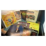 Lot Of  Albums, Fiddler On The Roof, Camelot, Man