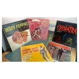 Lot Of  Albums Mary Poppins, Cleopatra , My Fair