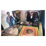 Lot Of Albums Lou Rawls, Barry, Engelbert,