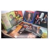 Lot Of Albums Kenny Rogers, Roger Whittaker, Andy