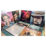 Lot Of Albums Statler Bros, Paycheck, Tillis,