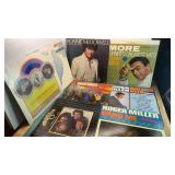 Lot Of Albums Roger Miller, Oak Ridge Boys, &