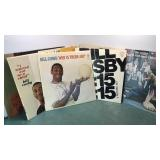 Bill Cosby Comedy Collection Vinyl LPs