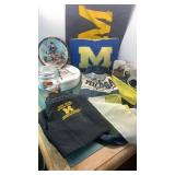University Of Michigan Fan Items
