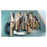 Kitchen Knives & Sharpeners