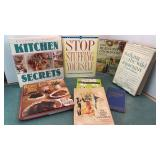 Collection of Cookbooks