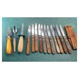 11 Hal Co Steak Knives & More
