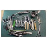 Kitchen Utensils Measuring Spoons, Openers, &