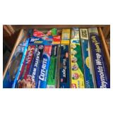 Drawer Full Ziploc Bags, Plastic Wrap, Reynolds