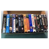 VHS Collection Phantom Menace, Seven, X-Men, Face