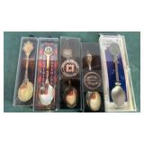Souvenir/Collectable Spoons