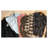Vintage Flannel Shirts and more