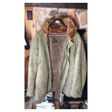 Vintage US Army Winter Flying Jacket Size 40 with