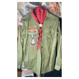 Vintage Senior Boy Scouts of America Complete