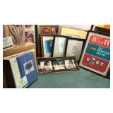 Box of Photo Frames and Photo Albums