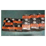 43pcs Timken Tapered Roller Bearings 15123 New In