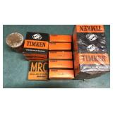 Timken Tapered Roller Bearings 15245 New In