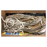 Box of Rope and Straps