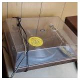 Vintage BIC Model 980 Record Player