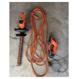 Black & Decker Hedge Trimmers & Cord