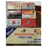 250 rounds 12 gauge shotgun shells