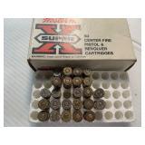 20 rounds 357 magnum