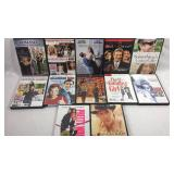 12 DVD movie collection