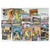Comic Books: Marvel, D C, 1980s - 2019s