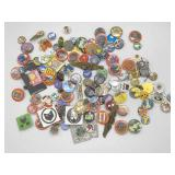 Collectible Pins And Buttons