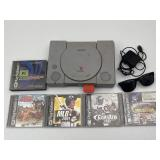 Sony Play Station, Games, Sunglasses