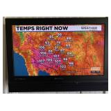 Element 32 inch LCD TV with remote
