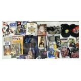 Star Wars collectibles and memorabilia items