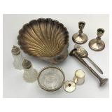 Silver Plate, Sterling Silver, Silver Tableware