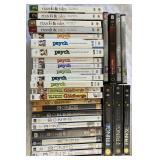 DVD movies: TV series