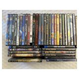 DVD movies: Science Fiction, Star Wars, Lord of