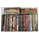 DVD Movies: Comedy, Science Fiction, Drama