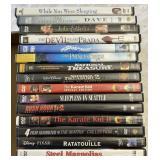 DVDs: Drama, Romantic Comedy