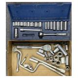 Socket Sets, Ratchet, Wrenches