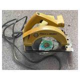 Black & Decker 7.25 inch circular saw