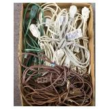 Assorted Extension Cords - 2 Prong