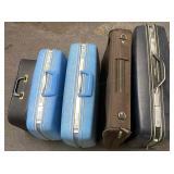 5pc Luggage, Samsonite, American Tourist