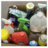 Household Cleaning Supplies, Chemicals