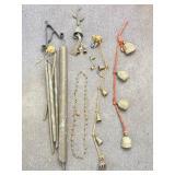 Wind Chimes, Decorative Brass Bells