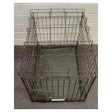 Black Wire Small/ Medium Size Crate Kennel